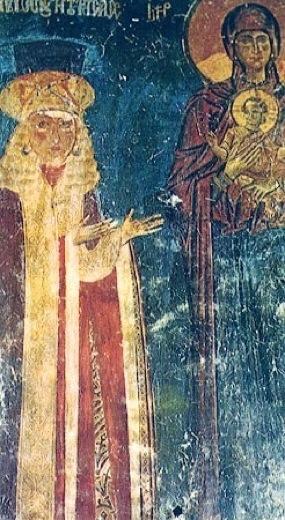 anna radine, aristocrat of the 12th-century